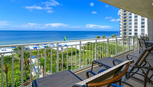 Veranda Beach of Longboat Key, resort unit 'The Garden'
