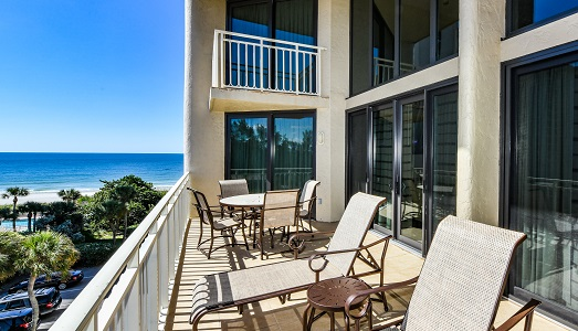 Veranda Beach of Longboat Key, resort unit the 'Penthouse'